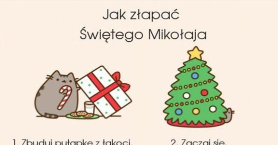 Jak złapać Świętego Mikołaja