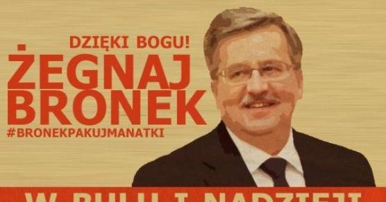 Żegnaj Bronek