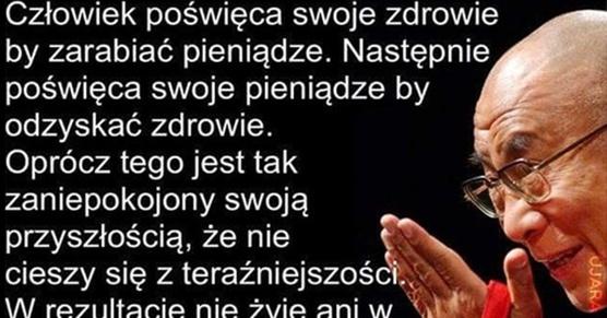 Tak zyje 98 procent Polaków!