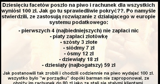Opis pewnego systemu