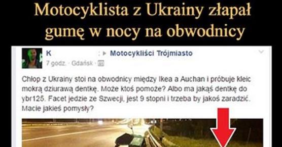 Tak wyglądała świetna, bezinteresowna akcja Polaków...