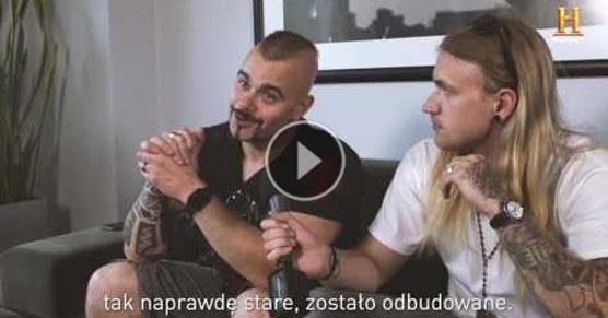 Członkowie szwedzkiej grupy Sabaton wypowiadają się na temat Polaków oraz historii tego kraju