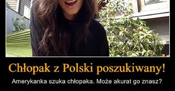 Chłopak z Polski poszukiwany!