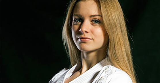 Polka Dorota Banaszczyk została mistrzynią świata w karate!