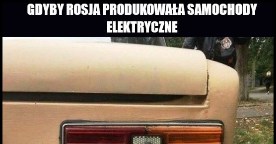 Tesla 2020? nie to Rosja!
