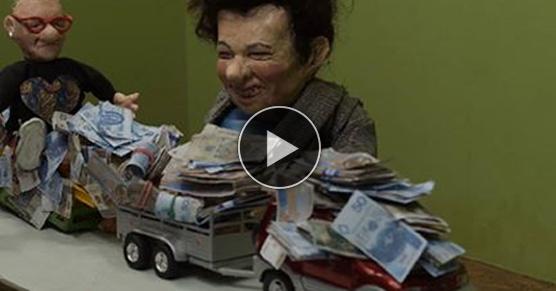 Plastusiowa dobranocka o WOŚP wyemitowana w TVP Info [WIDEO]