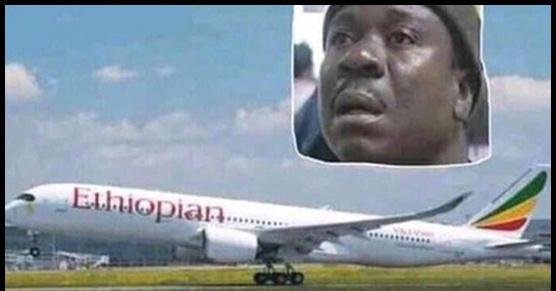 Facet powiedział żonie, że jest na pokładzie lotu Ethiopian 737, kiedy był u kochanki i teraz...