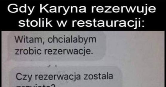 Rezerwacja