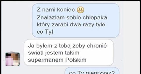 Polski super bohater