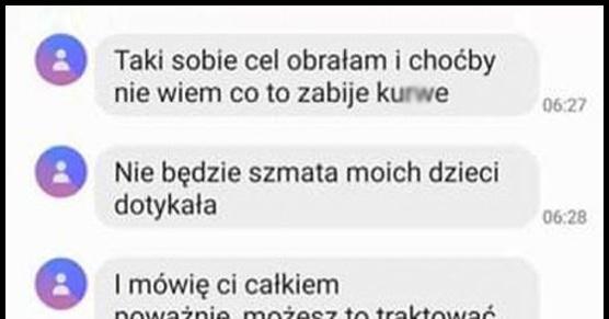 Piotr Żyła udostępnił wiadomości od swojej byłej żony. Justyny A tak się...