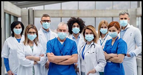 Dlaczego wszyscy ludzie wrócili do pracy i muszą sobie radzić z koronawirusem, a nasi dzielni lekarze, na...