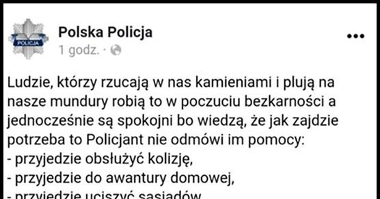 Polska Policja wydała komunikat