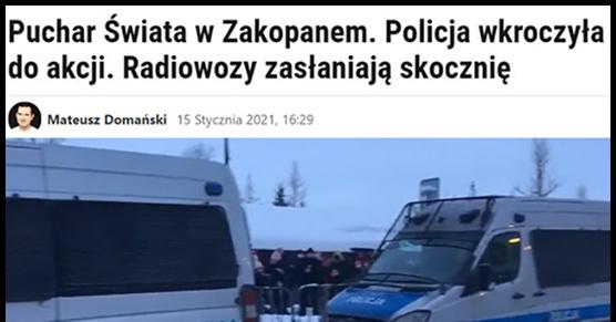 Mam wrażenie, że polska policja bije już rekordy pomysłowości na to jak stracić szacunek obywateli. Mają tam jakiegoś doradcę od negatywnego wizerunku?