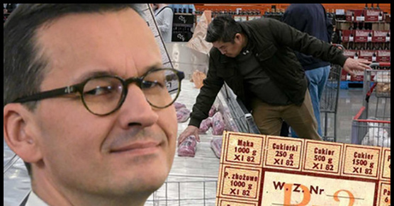 Rząd ma pomysł jak pomóc branży gastronomicznej. Chce wprowadzić kartki na jedzenie, w postaci...