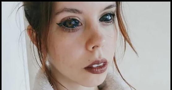 Fanka Popka pozywa mężczyznę, który wytatuował jej gałki oczne. 26-letnia Aleksandra Gałuszka z Wrocławia wytatuowała sobie...