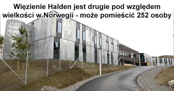 Więzienie w Norwegii