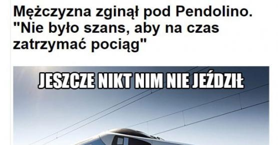Złe Pendolino!