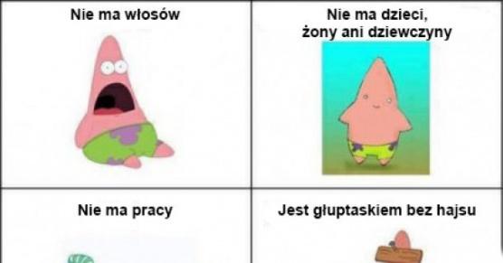 Patrick!