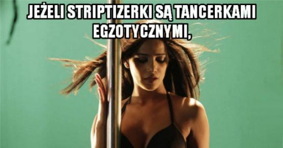 Tancerki egzotyczne