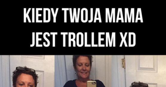 Troll mama