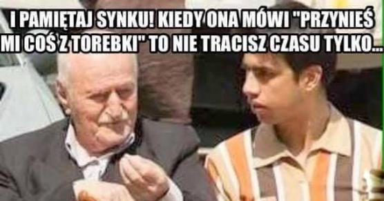 Rada dziadka